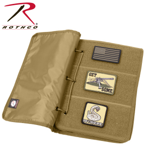 Rothco Hook & Loop Patch Book-Rothco