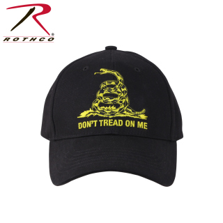 Rothco Dont Tread On Me Low Profile Cap-Rothco