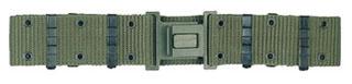 GI Style Olive Drab Q.R. Pistol Belt