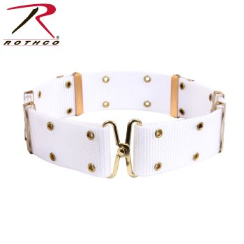 Rothco GI Style Pistol Belt With Metal Buckles-