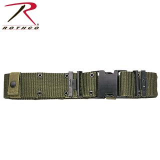 Rothco Genuine G.I. New Issue Quick Release Pistol Belt-