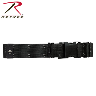 Rothco Genuine G.I. New Issue Quick Release Pistol Belt-Rothco