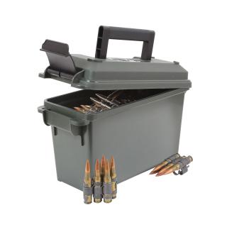 MTM 30 & 50 Caliber Plastic Ammo Cans-