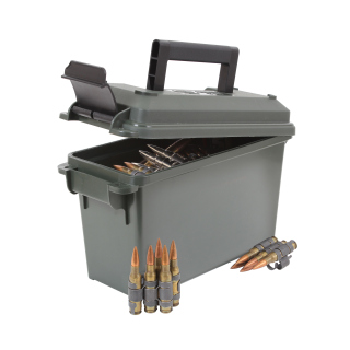 MTM 30 & 50 Caliber Plastic Ammo Cans-Rothco