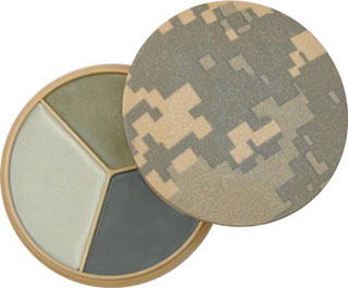 Rothco Digital Camo 3 Color Face Paint Compact-
