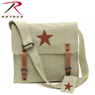 Rothco Canvas Classic Bag w/ Medic Star-Rothco