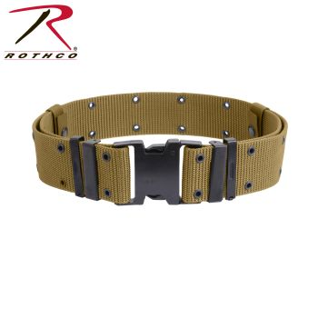 9133_Rothco New Issue Marine Corps Style Quick Release Pistol Belts-