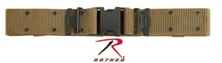 Rothco New Issue Marine Corps Style Quick Release Pistol Belts-Rothco