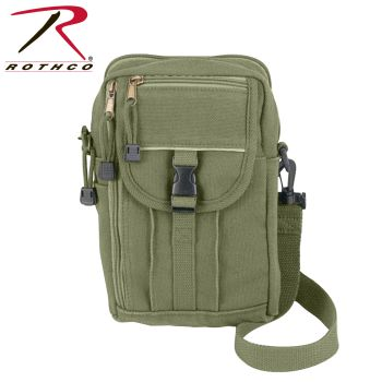 Rothco Heavyweight Canvas Classic Passport Travel Pouch-