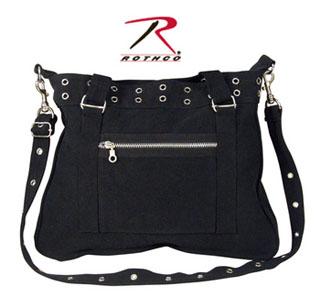Rothco Vintage Canvas Pistol Belt Bag-