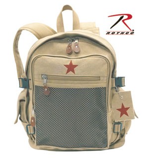 Rothco Vintage Canvas Backpack-