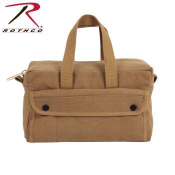 Rothco G.I. Type Mechanics Tool Bag With Brass Zipper-
