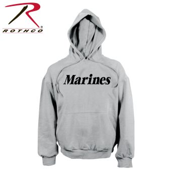 Rothco Marines Pullover Hooded Sweatshirt-