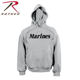 Rothco Marines Pullover Hooded Sweatshirt-