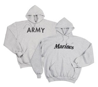 aad06179 Buy Rothco Army PT Pullover Hooded Sweatshirt - Rothco Online at ...