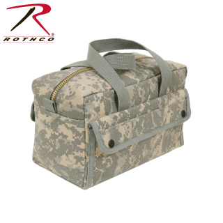 Rothco G.I. Type Mechanics Tool Bag With Brass Zipper-