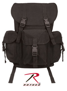 Rothco Canvas Outfitter Backpack-