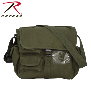 Rothco Canvas Urban Explorer Bag-Rothco