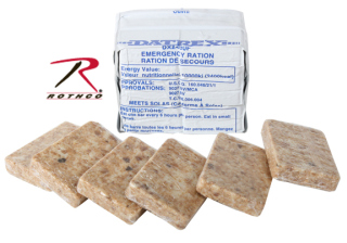 Datrex 2400 Calorie Emergency Food Ration-