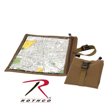 Rothco Map and Document Case-