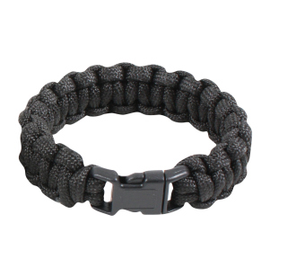 Rothco Solid Color Paracord Bracelet-Rothco
