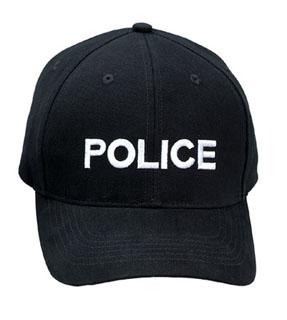 Rothco Police Supreme Low Profile Insignia Cap-