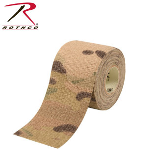 McNett Camo Form - Self Cling Camo Wrap-Rothco