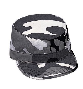 Rothco Camo Fatigue Caps-