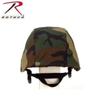Rothco G.I. Type Helmet Cover-
