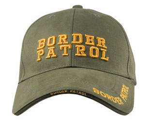 Rothco Deluxe Border Patrol Low Profile Cap-