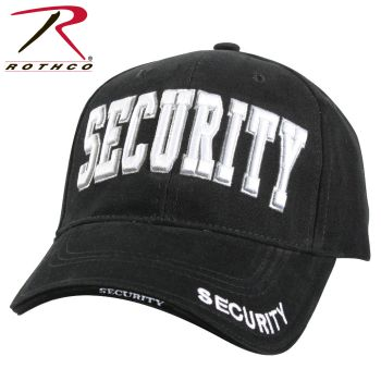Rothco Security Deluxe Low Profile Cap-Rothco