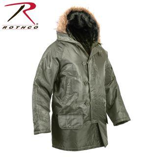 Rothco N-3B Snorkel Parka-