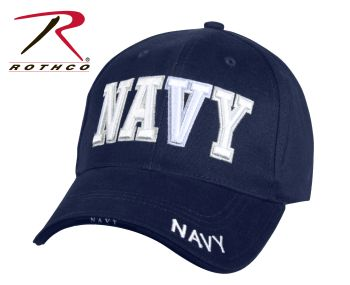 Rothco Deluxe Navy Low Profile Cap-