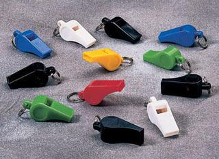 Rothco Plastic Whistles-