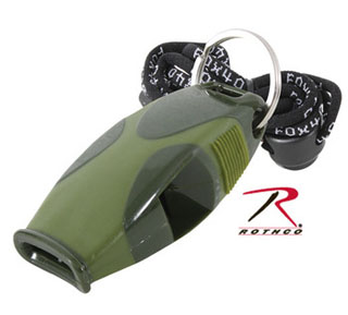 'Sharx'' Safety Whistle / Od