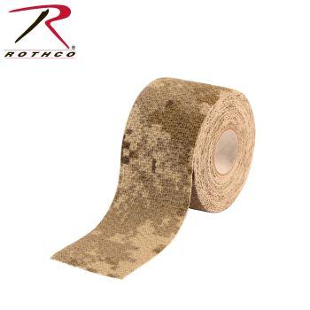 McNett Camo Form - Self Cling Camo Wrap-Rothco