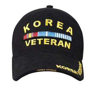 9421_Rothco Deluxe Korea Veteran Low Profile Insignia Cap-