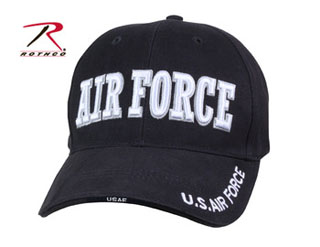 Deluxe Low Profile Cap Navy Blue - Air Force
