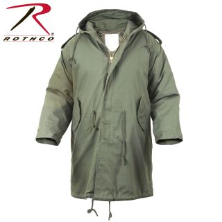 Rothco M-51 Fishtail Parka-Rothco