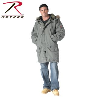 Rothco Vintage N-3B Parka-Rothco