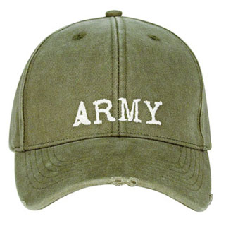 Rothco Vintage Army Low Profile Cap-