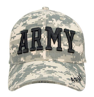 Deluxe Low Profile Cap Acu Digital - Army
