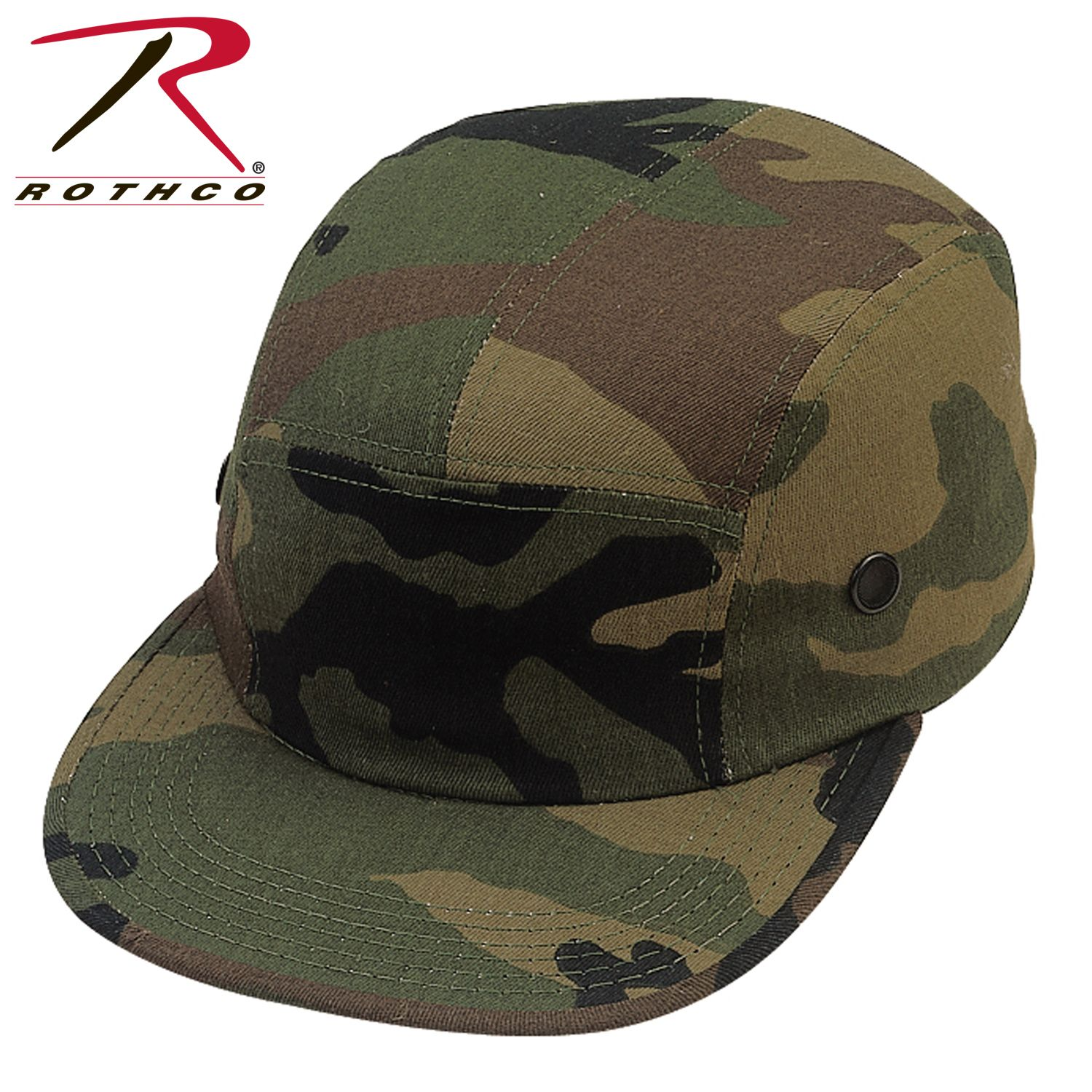 c3eab665605e9 Buy Rothco 5 Panel Military Street Cap - Rothco Online at Best price ...