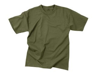 9507 Rothco Moisture Wicking T-Shirt/ Olive Drab