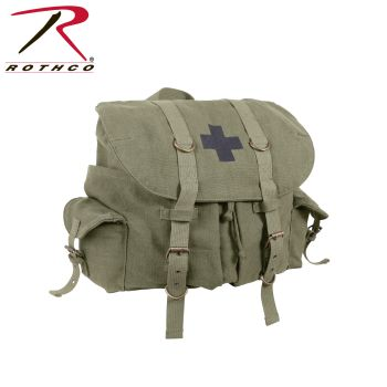 Rothco Compact Weekender Backpack With Cross-