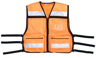 Orange Rescue / Safety Vest