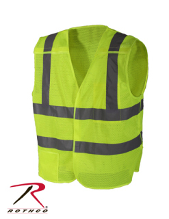 Rothco 5-point Breakaway Safety Vest-Rothco