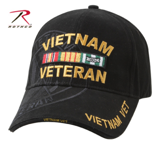 Rothco Deluxe Vietnam Veteran Military Low Profile Shadow Caps-