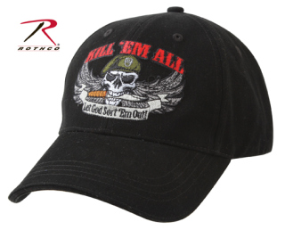 Rothco Deluxe Kill Em All Low Profile Cap-