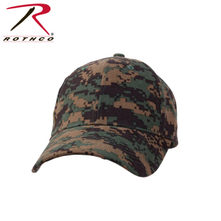 Rothco Kids Camo Low Profile Cap-